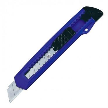 常用 [2]得力(deli)2001 美工刀办公刀具 (把)/壁纸刀/裁纸刀