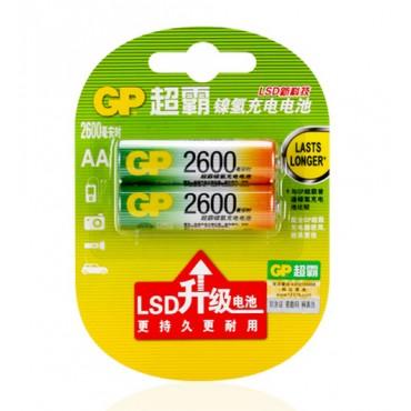 GP超霸2600毫安...
