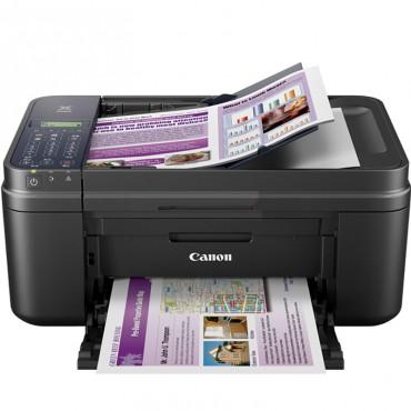 "佳能(Canon)E488 经济无线喷墨一体机 打印机 <strong style=""color:red;"">复印机</strong> 扫描 传真 A4"