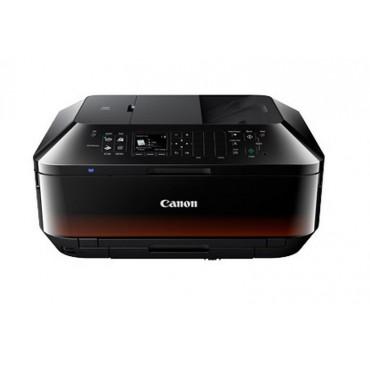 特价佳能(Canon) MX728 彩色喷墨传真多功能一体机 打印机 复印机 扫描 传真 自动双面 A4