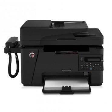 "惠普HP LaserJet Pro MFP M128fp黑白激光一体机打印 <strong style=""color:red;"">复印机</strong> 扫描 ..."