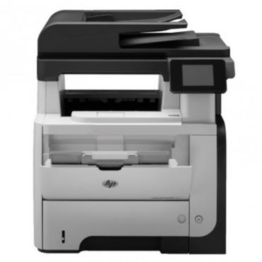 """惠普HP M521dn 黑白激光一体机A4 打印 <strong style=""""color:red;"""">复印机</strong> 扫描 传真 适用耗材:HP55A..."""