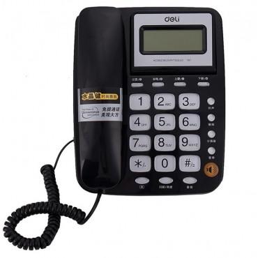 得力 781 电话机...