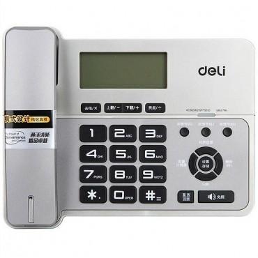 得力 796 电话机...