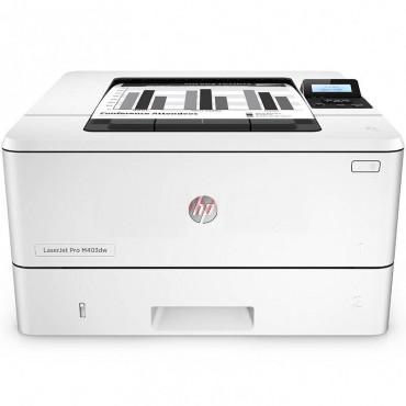 """惠普(HP)LaserJet Pro M403dn 黑白双面<strong style=""""color:red;"""">激光</strong><strong style=""""color:red;"""">打印机</strong>HP401升级 HP..."""