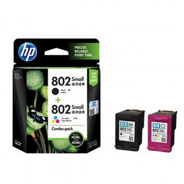原装 HP802墨盒...