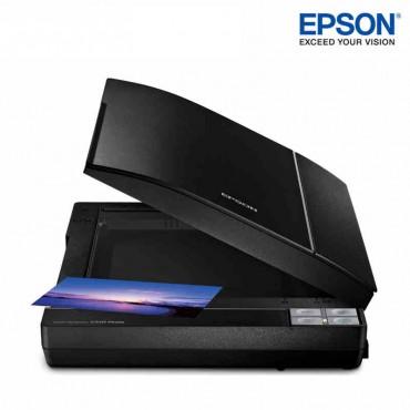 爱普生Epson V370商务彩色带透扫器A4平板扫描仪