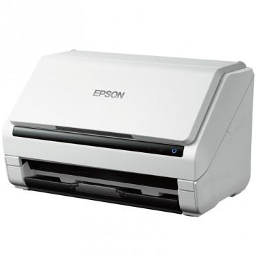 Epson爱普生DS-570W 高速自动双面扫描仪 办公合同文档照片扫描