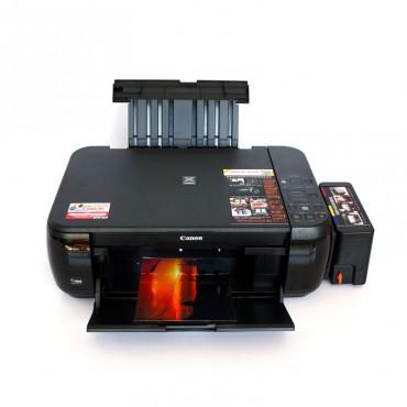 佳能MP288彩色喷墨打印机一体机办公家用照片连供复印扫描三合一