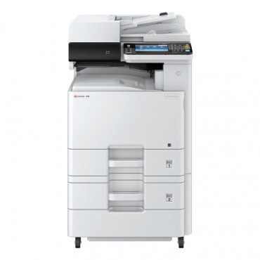"KYOCERa 京瓷 ECOSYS-M8224cidn A3彩色多功能数码<strong style=""color:red;"">复合机</strong> 彩色复印..."