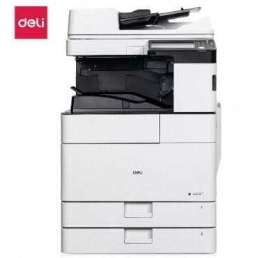 """得力(deli)黑白数码 M351R 打印复印扫描多功能<strong style=""""color:red;"""">复合机</strong> wifi直连 自动双面输出"""